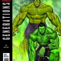 MARVEL GENERATIONS: THE STRONGEST- COMIC REVIEW* SPOILERS